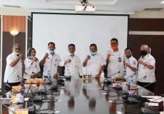 Bappeda Kota Pekanbaru laksanakan Rapat Tim Percepatan Perbaikan SAKIP Kota Pekanbaru Tahun 2020