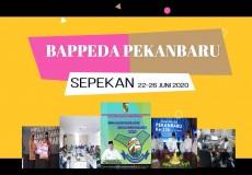 DOKUMENTASI BAPPEDA SEPEKAN 22-26 JUNI 2020