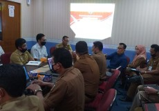 Gesa Penerapan SIPD Kemendagri, Bappeda Kota Pekanbaru Taja Coaching Clinic