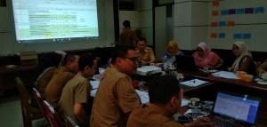 Asistensi TAPD 2020 kota Pekanbaru