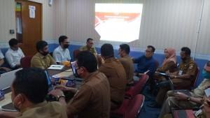 Bappeda Kota Pekanbaru Melaksanakan Coacing Clinic SIPD